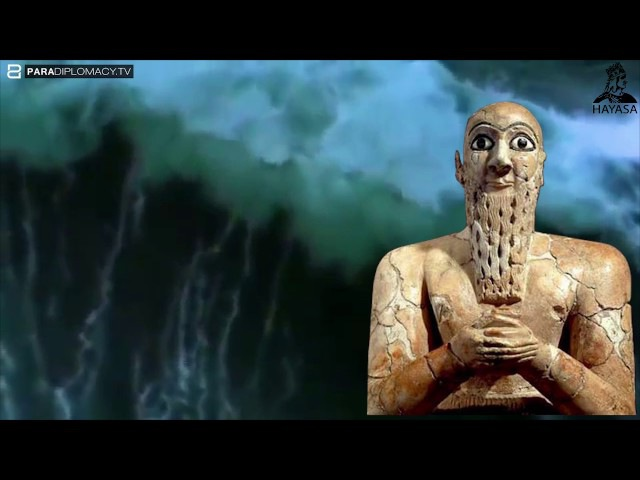 Вавилонская башня и храм богу-творцу