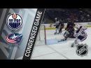 Edmonton Oilers vs Columbus Blue Jackets Dec 12 2017 Game Highlights NHL 2017 18 Обзор матча