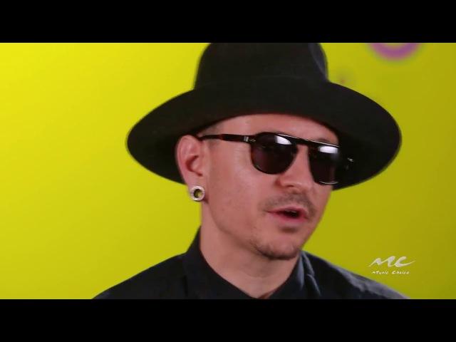 Сhester Bennington о Любви и Ненависти Фанатов к Linkin Park