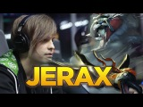 Na`Vi vs OG - JerAx Tusk - Best Game in his Dota 2 Career - EPIC Plays