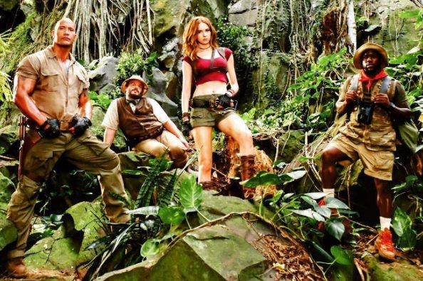 jumanji welcome to the jungle full movie free watch online hd