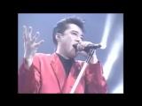 HOUND DOG - 「Ambitious」live at 武道館15DAYS 1990