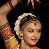 Bharatanatyam, древний храмовый индийский танец.