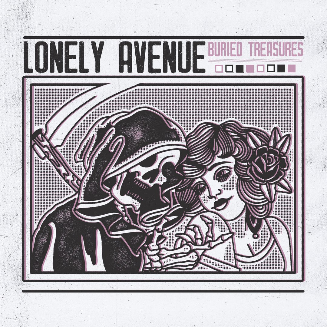 Lonely Avenue - Buried Treasures [EP] (2018)