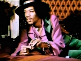 Jimi Hendrix - Hound Dog [Brook Street, London, February, 1969]