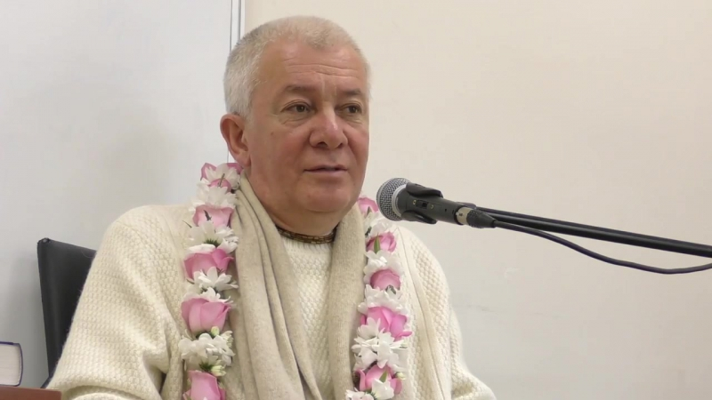 Чайтанья Чандра Чаран Прабху - Оскверняется ли Вриндаван - Алматы 2017