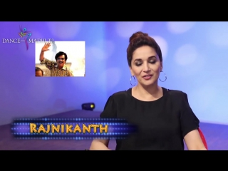 Madhuri Talks about Nacho Becho Dance Style and Products by Bollywood Celebritie