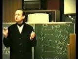вырезка про алкоголь, как генетическое оружие из лекции Управление Миром ( Ефимов )
