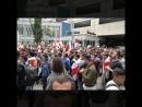 Митинг езидов в Германии, Дюссельдорф