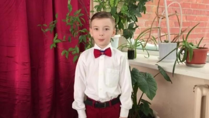 02 Художественное слово, Спешилов Дмитрий, У лукоморья