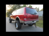 2001 Ford Excursion Limited Diesel Lifted