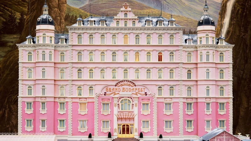 Отель «Гранд Будапешт» (2014) The Grand Budapest Hotel