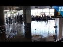 Потоп в аэропорту Нью-Йорка