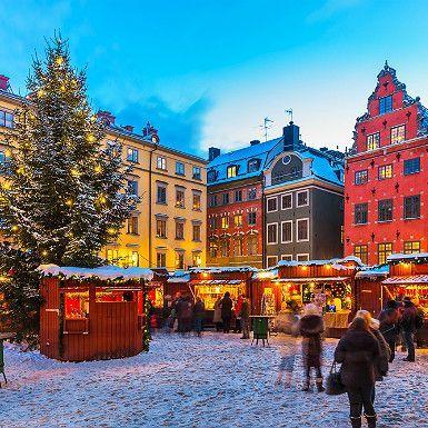 🇸🇪Петербург: Новый Год в Швеции