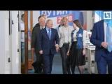 Масленица в штабе Владимира Путина