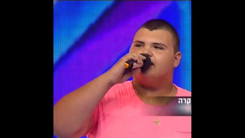 Israel X Factorunda Ezizim ana mahnisi 😊 Hele Haydee demeklerine bi bax 🐰 Djaaan 😄 Cekisine gore oxuyurdaa Ama ushaq 😝 Yafa 🙏