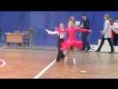 Награждение 18 02 2018 место место В открытом Первенстве города Мурманска по танцевальному спорту Дети 1 Е класс 18 02 2018