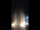Лазерное шоу на Будж-халифа. 2018