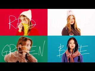 Ksenia Bolotova for Benetton Korea Campaign (Korea)