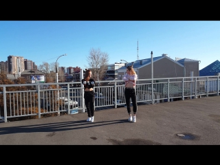MiyaGi & Эндшпиль feat. Рем Дигга – I Got Love || Choreo Karpov || Dancers Anzhela & Liza ||
