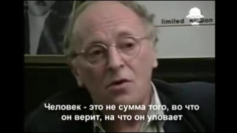 Иосиф Бродский _ Человек - не сумма своих убеждений, а сумма своих поступков.