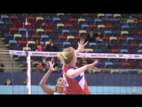 TOP 10 Best European Volleyball Attackers