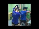 МЧС танцуют в поддержку курсантов из Ульяновска