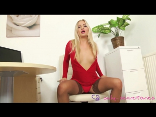 Cayla lyons hot young girl in red dress  uncensored