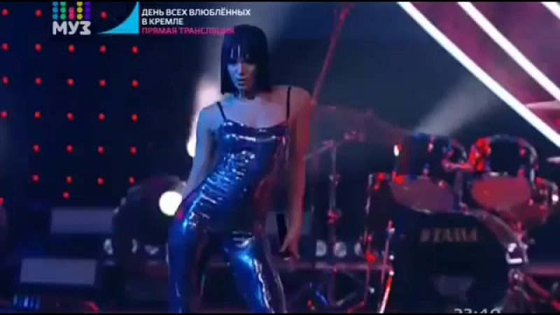 Loboda- To Hell With Love The Kremlin Palace