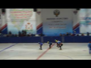 Д.Ср. 1000 м четверть финал 1