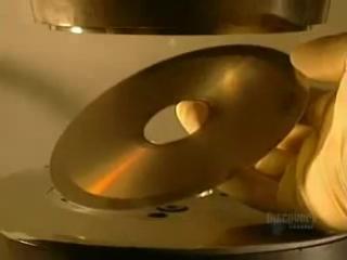Как делают CD диски