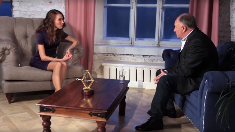Дарья Сунцова и мэр Котовска Алексей Плахотников о «Бизнес-Успехе» и образовании