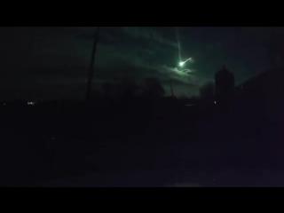 Метеорит в Екатеринбурге