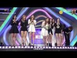 171202 TWICE - Best Dance Female for Knock Knock @ 2017 Melon Music Awards [русс.саб]