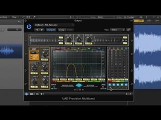 UAD - Multiband Mastering Processing