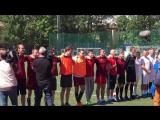 Гимн сборной РФ против Новой зеландии