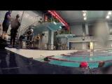 первый вход в воду с аквалангом ( допущенные к аппарату)