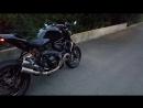Злющий аппарат! Ducati Monster 1200R