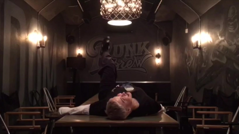 Punk Brew X Hard Lunch X Джейн Сытенко