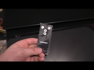 Видео обзор кухонной вытяжки Kuppersberg F 625 BL