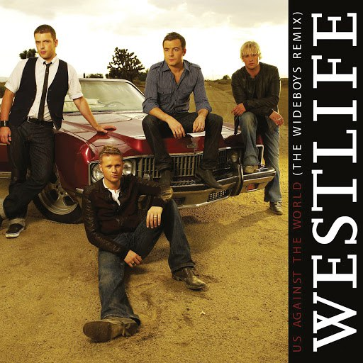 Westlife альбом Us Against the World (The Wideboys Remix)