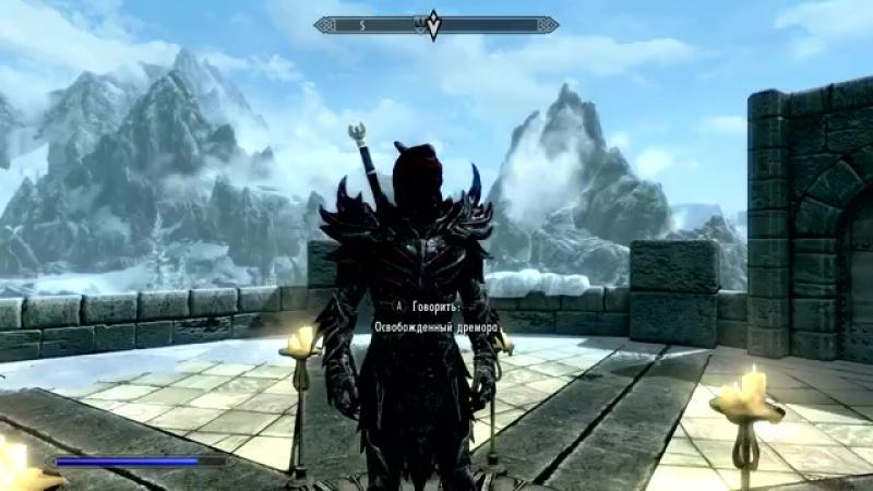 Skyrim - Лучшее ДАЭДРИЧЕСКОЕ Оружие и Броня! ВСЕ Зачарования на первом уровне