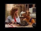 Alf Quote Season 3  Episode 6_Альф и Линн_Разговор