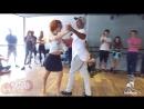 Baila Mundo - Jimmy de Oliveira e Suellen Violante (Oficina do Samba Verão 2018)