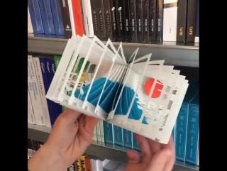 Mount Fuji 3D Book by Counter-Print. 📚🗻