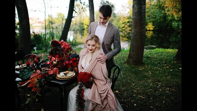 Свадебная фотосессия от Натальи Сиренко