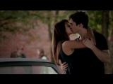 Дневники вампира - 5.02 - Поцелуй Деймона и Елены (Озвучка Кубик в кубе)