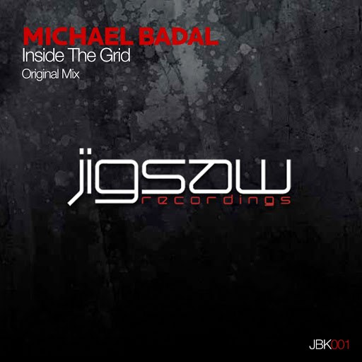 Michael Badal альбом Inside The Grid