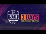КУБОК FUT CHAMPIONS В БАРСЕЛОНЕ — ФОРМАТ ТУРНИРА — FIFA 18 GLOBAL SERIES