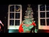28.12.2017г.Выступление в ДК Первомайки!Новогодний концерт!!Юлия Зима и Ксения Бузова и другие)